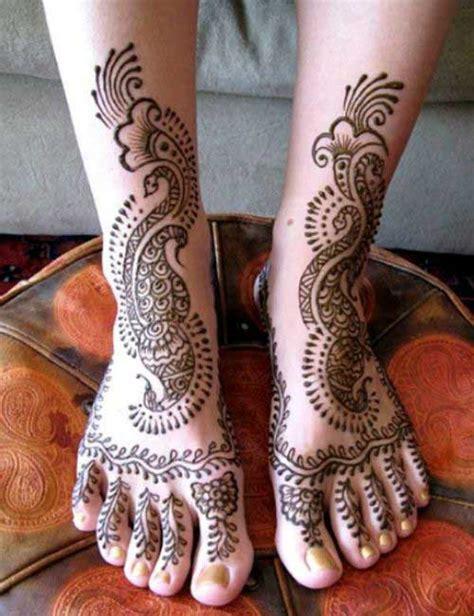 henna design leg simple top 20 eye catching leg mehndi designs