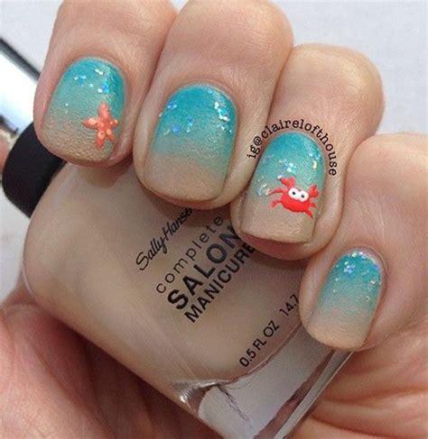 number 1 summer nails 10 nail designs that you will love summer nail art