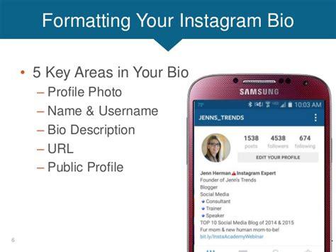bio instagram deutsch build your brand with instagram