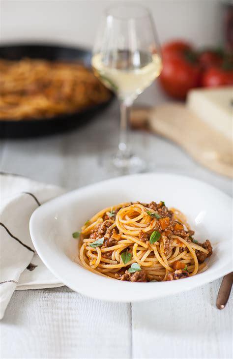 Comment Faire Une Allée En by Les Spaghetti 224 La Bolognaise Ou Pasta Al Rag 250 Ma Quot Vraie