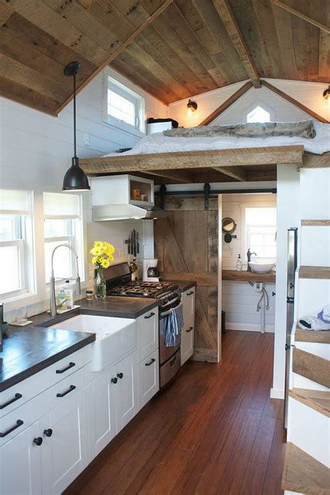 modern farmhouse  liberation tiny homes