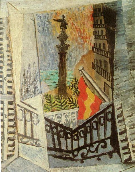 picasso paintings barcelona el paseo de colon 1917 pablo picasso wikiart org