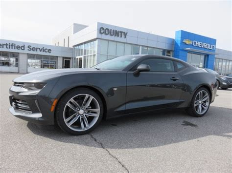 2017 zl1 being sold with a discount. nightfall gray man