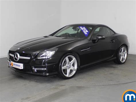 Mercedes Diesel Cars For Sale by Used Mercedes Slk For Sale Second Nearly New
