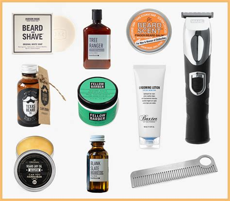 Shedding Products by 10 Best Beard Grooming Products Gear Patrol