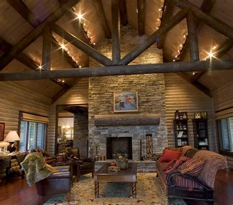 Log Home Lighting Fixtures Rustic Track Lighting Fixtures To Enhance Your Home Decor Home Interiors