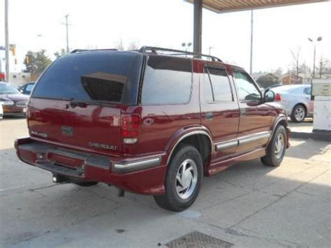 chevrolet blazer lt 1998 find used 1998 chevrolet blazer lt in 2400 n main st high point north carolina united states