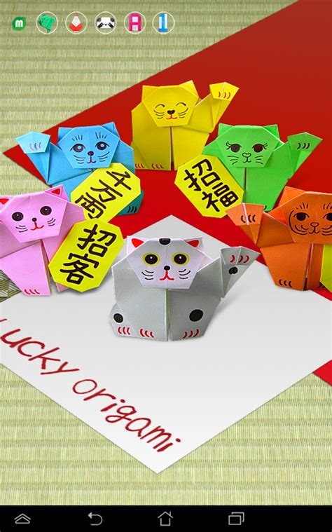 lucky origami android apps on play