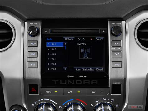toyota tundra interior 2017 toyota tundra prices reviews and pictures u s