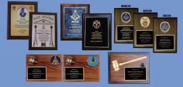 masonic trestle board template george lauterer corporation plaques custom recognition