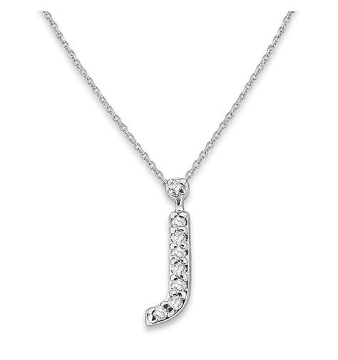 white gold initial necklace jewelry ideas