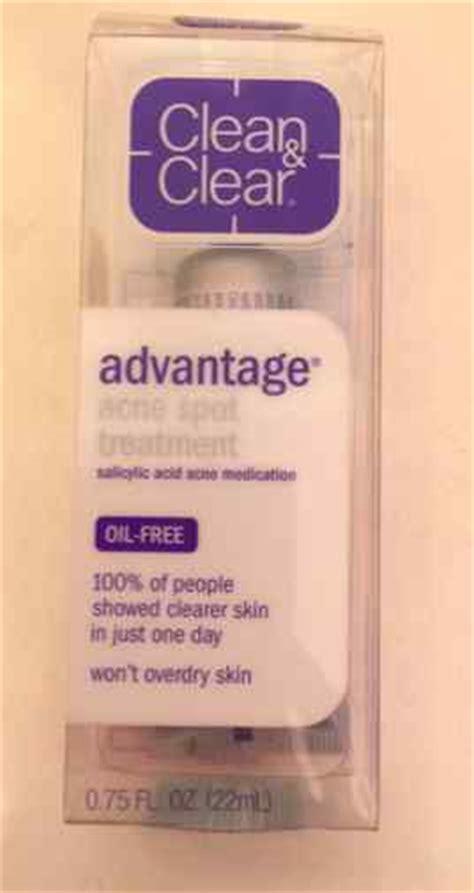 Harga Clean Clear Advantage Treatment clean clear advantage acne spot treatment review