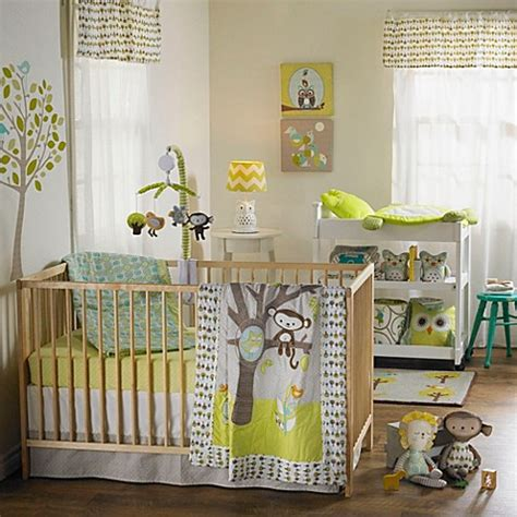 Tree Crib Bedding Lolli Living 174 Animal Tree Crib Bedding Collection Buybuy Baby