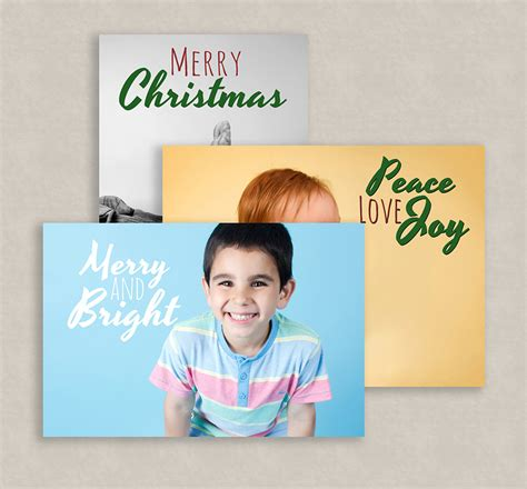 Merry And Bright Card Template by Overlays Card Clipart Merry And Bright