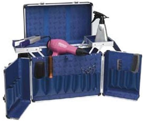 Hair Stylist Work Bags On Wheels | hairdresser s make up artist hair stylist trolley beauty