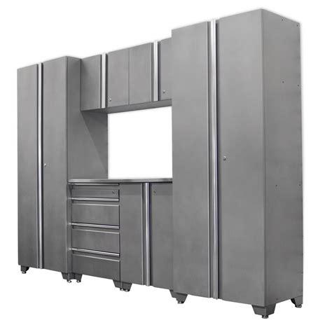 Husky Steel Cabinet by Husky 33 In H X 28 In W X 18 In D 4 Drawer Steel Garage