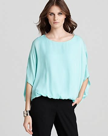 Layer Batwing Blouse vince camuto batwing sleeve blouse bloomingdale s