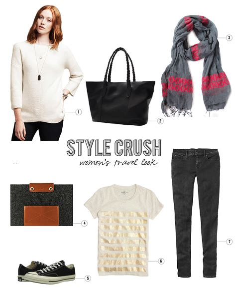 how to travel in style and comfort alice and loisstyle crush women s travel look