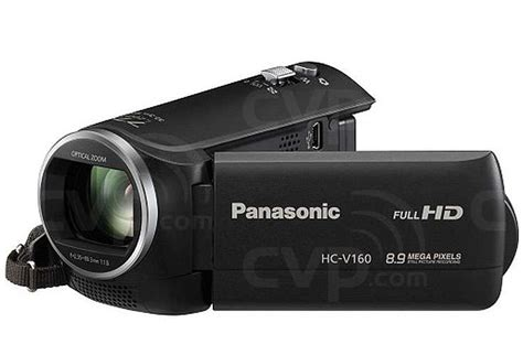 Handycam Panasonic Hc V160 buy panasonic hc v160 hd camcorder with 38x optical