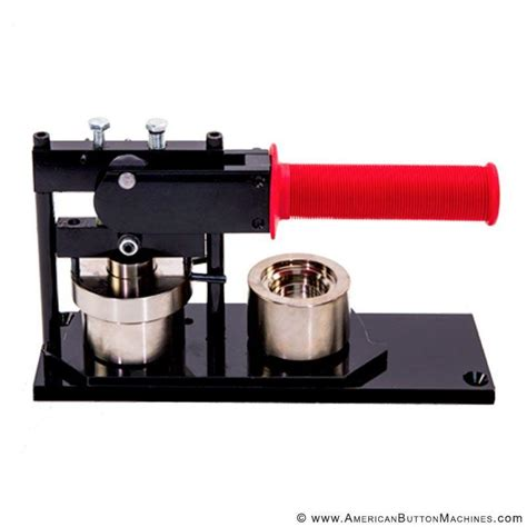 Upholstery Button Maker by Model Z 150f 1 1 2 Quot Fabric Button Maker Machine American Button Machines