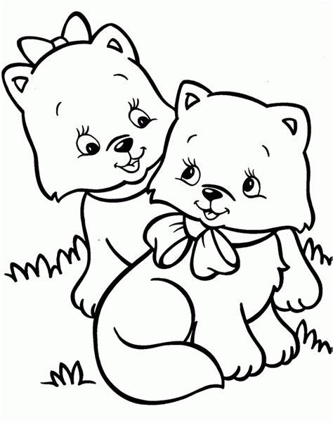 dibujos para pintar gatos dibujos para colorear de gatos mundogatos com