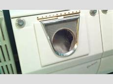 1955 Westinghouse Laundromat - YouTube Washer Dryer Combo