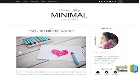 free iphone themes blogspot best free blogger templates in 2016