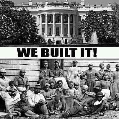 how was the white house built african american slaves constructed u s capitol and the white house