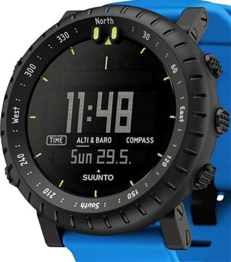 Suunto Vector Blue blue crush ss018731000 suunto vector wrist