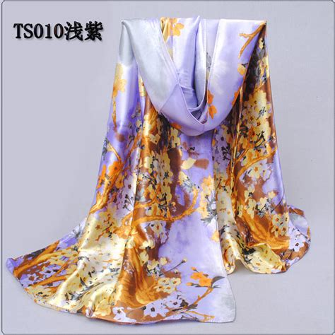 floral silk scarves china scarf