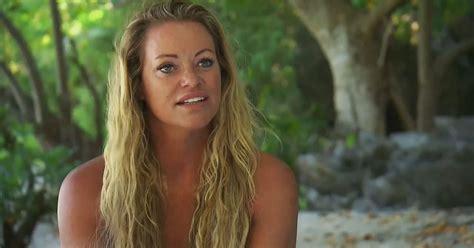 Dutch Olympian Inge De Bruijn Strips NAKED For Love Island
