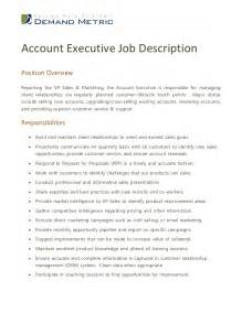 account executive description