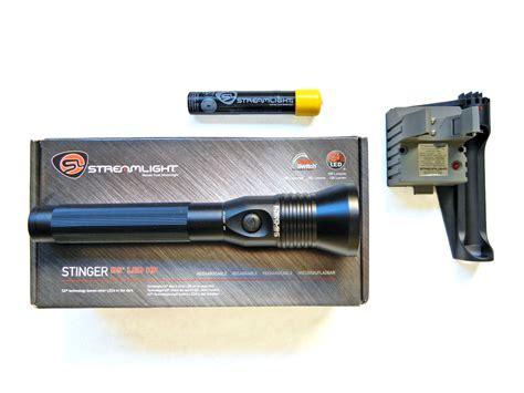led streamlight stinger streamlight stinger ds led hp review led resource
