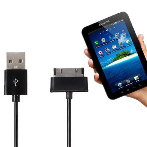 Samsung Galaxy Tab 1 P7500 usb data cable sync charger for samsung galaxy tab 2
