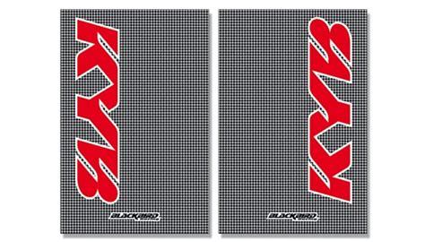 Standar Paddock Universal Honda Yamaha Kawasaki Suzuki mx graphics yamaha yz 125 250 93 gt 95 kayaba fork