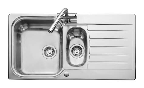 leisure glendale 1 bowl sink sinks kitchen accessories leisure seattle se9502 1 5 bowl 1th stainless steel inset