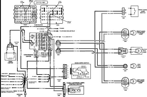 1995 chevy ignition switch wiring diagram wiring diagram