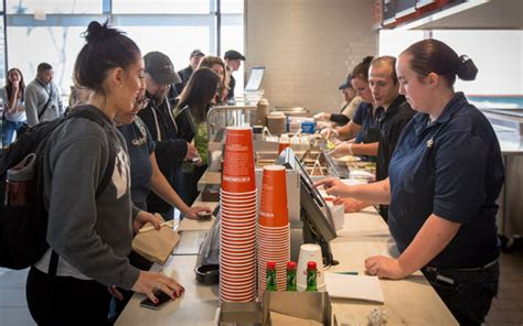 Cu Denver Mba Reviews by Qdoba Opens To Reviews In Student Commons Building