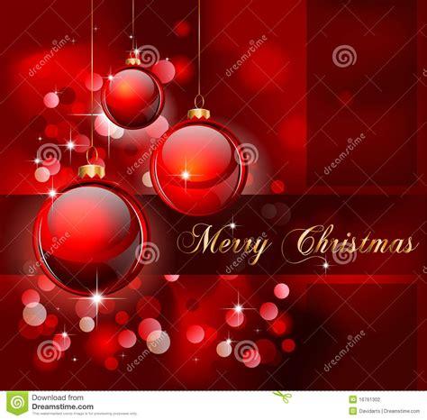 merry christmas elegant suggestive background stock vector image