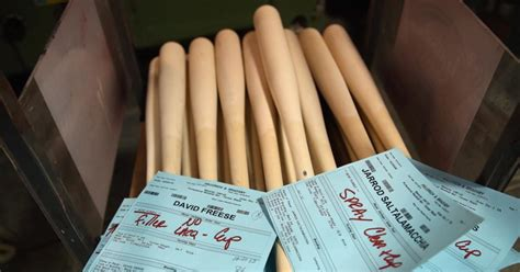 Bound A New Series batter up new bats for world series bound sox and