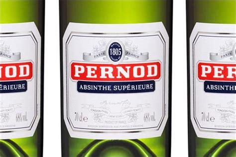 pernod ricard si鑒e social pernod ricard revives absinthe with global caign