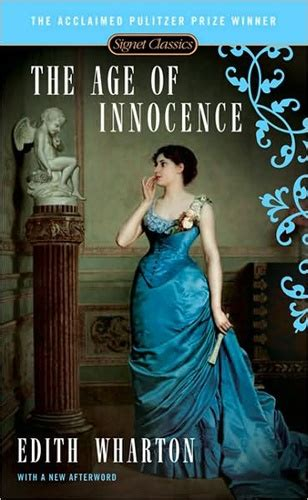 innocence books the age of innocence books