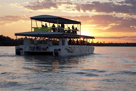 zambezi river cruises experience zimbabwe - Boat Cruise Zambezi River