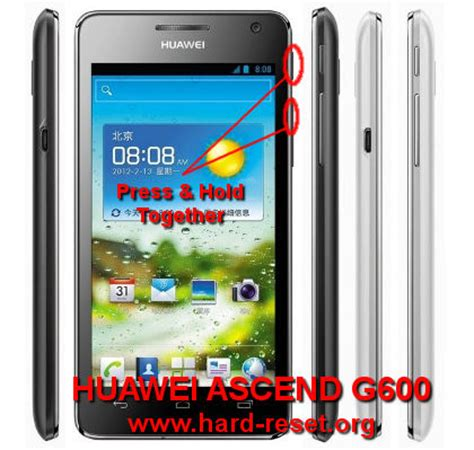 how to easily master format huawei ascend g600 ( u8950