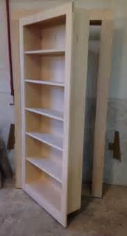 bookcase door handmade secret bookcase door by customcraft homes