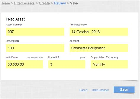 asset register card templates fixed asset register depreciating your assets what you