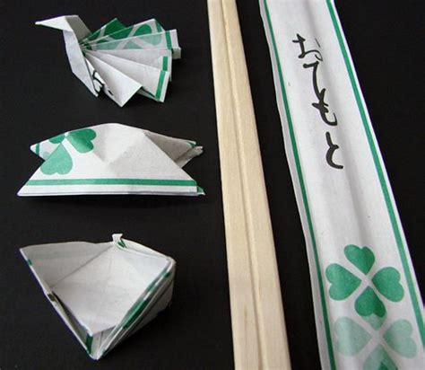 Chopstick Holder Origami - 19 best images about paper folding on satin