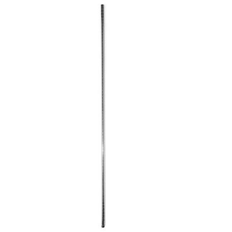 cm pole  chrome shelving unit kmart