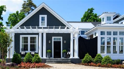 blue and white house best exterior paint colors for small houses exterior house