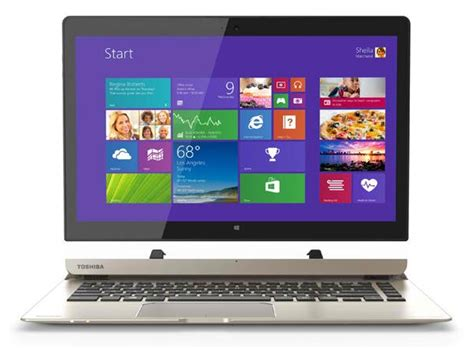 toshiba satellite click 2 pro p35w b3220 2 in 1 laptop tablet pc laptop specs